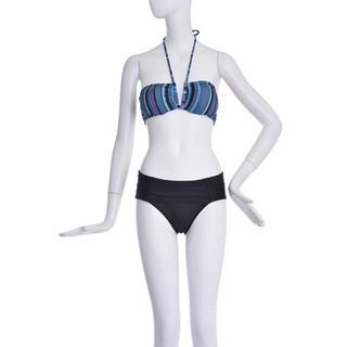 ムルーア(MURUA)の8/20まで限定値下げ  multi stripe bikini(水着)