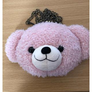 ピンクハウス(PINK HOUSE)のピンクハウス  クマのバッグ ポシェット(その他)