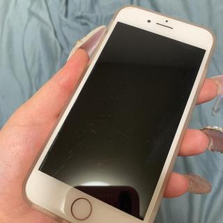 Apple - iPhone8Gold256GB SIMロック解除済み