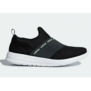 adidas - 24cm ブラック スリッポン adidas アディダス スニーカー