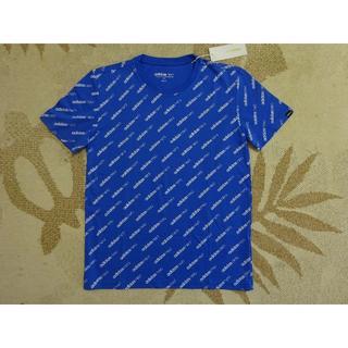 adidas - 新品★60%OFF¥4,310★adidasアディダス★M★半袖Tシャツ★ブルー