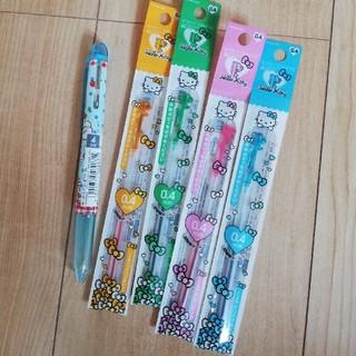 ハローキティ - 【新品】キティちゃんの限定品ハイテックC コレト 本体1本とリフィル4本セット