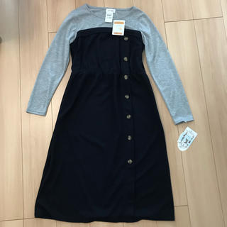 OLIVEdesOLIVE - 新品 マタニティ OLIVE des OLIVE 授乳口付きワンピース
