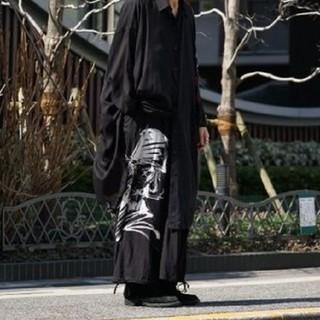 ヨウジヤマモト(Yohji Yamamoto)の新品 ヨウジヤマモト 横顔バルーンパンツ3(サルエルパンツ)