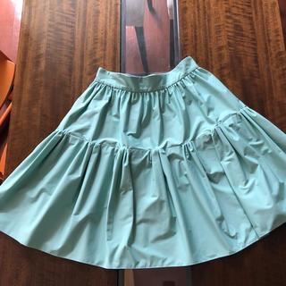 フォクシー(FOXEY)のフォクシー スカート 40 42(ひざ丈スカート)