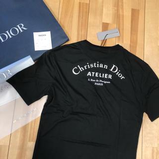 DIOR HOMME - 超美品 国内正規品 付属品完備 【S】ディオールオム アトリエ Tシャツ
