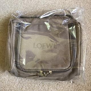 ロエベ(LOEWE)のJAL✖️ロエベ  ファーストクラス(ポーチ)(旅行用品)