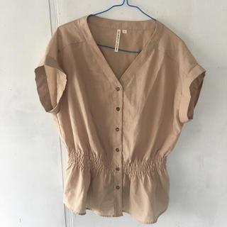 しまむら - しまむら HK ウエストシャーリングシャツ