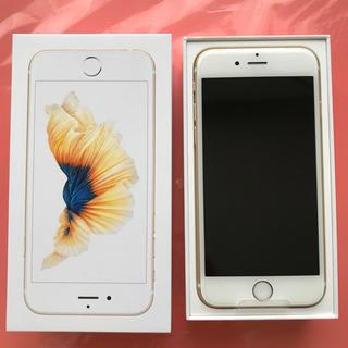 Apple - iphone6s ゴールド 32GB SIMフリー