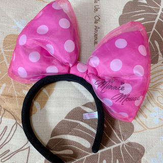 Disney - Disney リボンカチューシャ