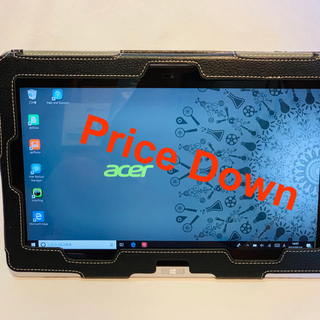 エイサー(Acer)のAcer ICONIA W700PC (タブレット)
