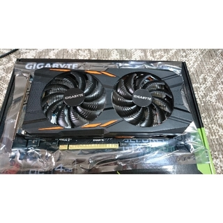 GIGABYTE GEFORCE GTX 1050Ti