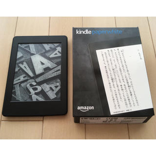 kindle paperwhite 第7世代 WiFi 4GB 広告無し