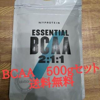 マイプロテイン(MYPROTEIN)のマイプロテイン BCAA あずき味 500gセット(アミノ酸)