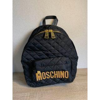 モスキーノ(MOSCHINO)のモスキーノ MOSCHINO レディース バックパック リュック(リュック/バックパック)
