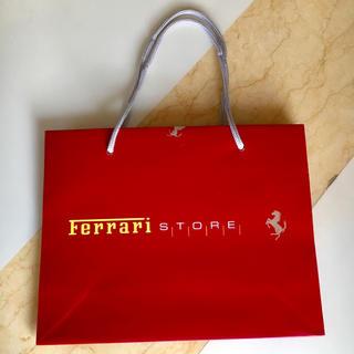 フェラーリ(Ferrari)の★フェラーリ★ ショッパー 紙袋 ショップ袋(ショップ袋)