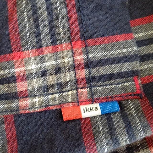ikka(イッカ)のikka ハーフパンツ150 キッズ/ベビー/マタニティのキッズ服男の子用(90cm~)(パンツ/スパッツ)の商品写真