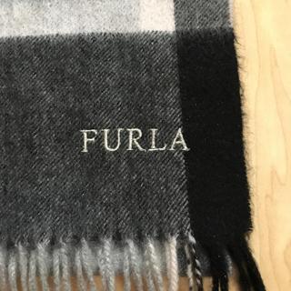 フルラ(Furla)のFURLA フルラ ラメカシミヤ100%ストール(マフラー/ショール)