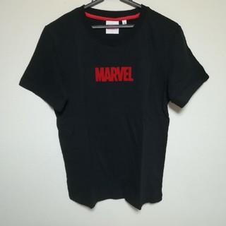 マーベル(MARVEL)の新品未使用 マーベル Tシャツ Mサイズ ブラック(Tシャツ/カットソー(半袖/袖なし))