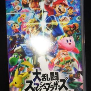 Nintendo Switch - 大乱闘 スマッシュブラザーズ spacial