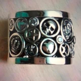 ジャスティンデイビス(Justin Davis)の美品 ジャスティンデイビス リング 12号(リング(指輪))