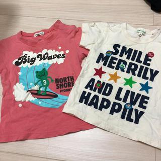サンカンシオン(3can4on)のtシャツ   90(Tシャツ/カットソー)