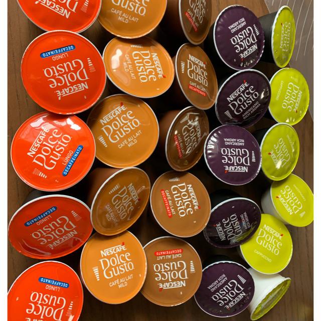 Nestle(ネスレ)のお試し ネスレ ドルチェグスト カプセル 食品/飲料/酒の飲料(コーヒー)の商品写真