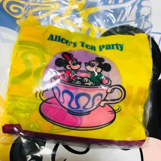 Disney - ディズニー レトロ エコバッグ ティーパーティ ミッキー ミニー