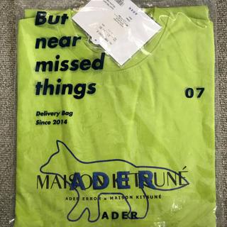 MAISON KITSUNE' - メゾンキツネ アーダーエラー Tシャツ