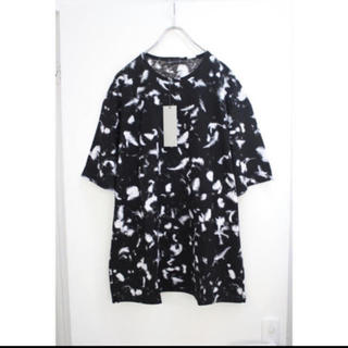 LAD MUSICIAN - 18ss フェザーTシャツ 新品未使用品 42