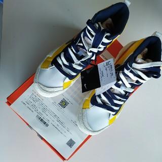 NIKE - 27CM Sacai x Nike Blazer Mid