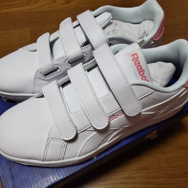 Reebok(リーボック)のReebok ベルクロ スニーカー レディースの靴/シューズ(スニーカー)の商品写真