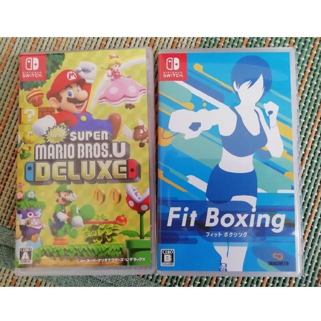 Nintendo Switch(ニンテンドースイッチ)のNintendoSwitchソフト エンタメ/ホビーのゲームソフト/ゲーム機本体(家庭用ゲームソフト)の商品写真