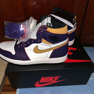 NIKE - AIR JORDAN 1 SB LA to Chicago