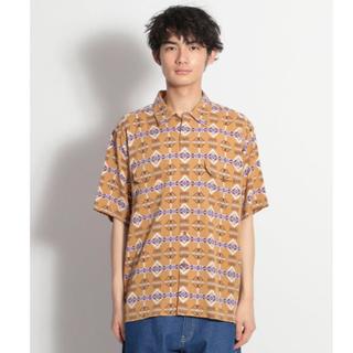 PENDLETON - ペンドルトン オープンカラーシャツ 開襟シャツ