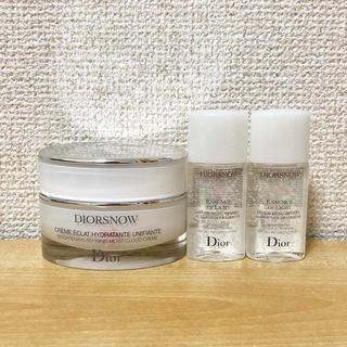 Dior - 新品 ディオール スノーブライトニング モイストクリーム