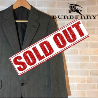 バーバリー(BURBERRY)の【激レア】Burberry バーバリー スーツ シングルテーラードジャケット(テーラードジャケット)