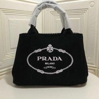 PRADA - PRADAカナパ トートバッグ M
