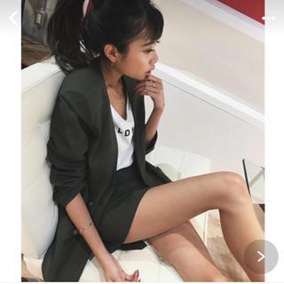 ♡juemi ジャケット スカート セットアップ♡