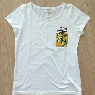 スヌーピー(SNOOPY)のスヌーピー Tシャツ サイズ L 着用1回 短時間(Tシャツ(半袖/袖なし))