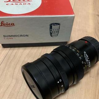 ライカ(LEICA)のライカ 90mm F2(レンズ(単焦点))
