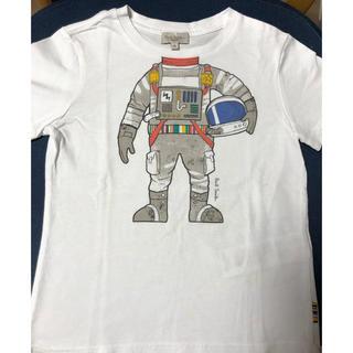 ポールスミス(Paul Smith)のポールスミス 宇宙飛行士 Tシャツ 4ans(Tシャツ/カットソー)