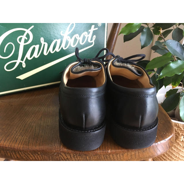 Paraboot(パラブーツ)のPARABOOT 廃盤 ミカエルフォック レディース 3.5 アザラシ レディースの靴/シューズ(ローファー/革靴)の商品写真