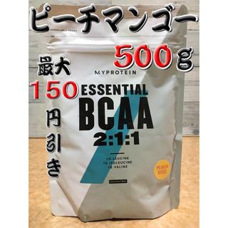 マイプロテイン(MYPROTEIN)のマイプロテイン BCAA500g(ピーチマンゴー)(アミノ酸)