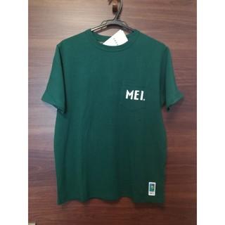 coen - 未使用タグ付 coen MEI ポケット付 Tシャツ tシャツ