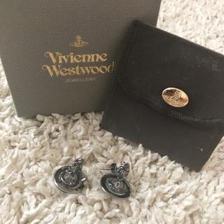 Vivienne Westwood - vivienne ガンメタル ピアス