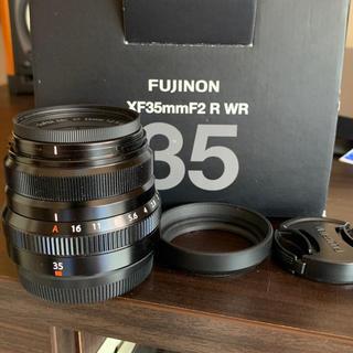 富士フイルム - fujifilm fujinon xf35mm f2 r wr
