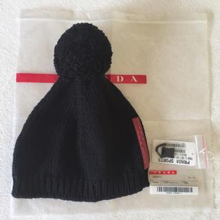PRADA - PRADA ニット帽