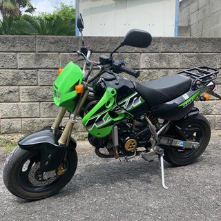 カワサキ - Kawasaki KSR110改武川フルカスタム