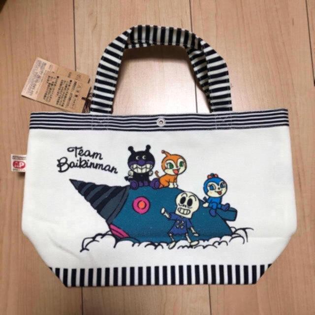 アンパンマン(アンパンマン)のアンパンマンミュージアム限定 トートバッグ レディースのバッグ(トートバッグ)の商品写真
